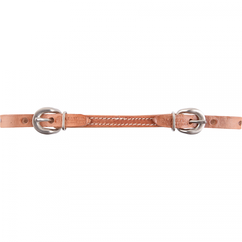 Harness Leather Curb