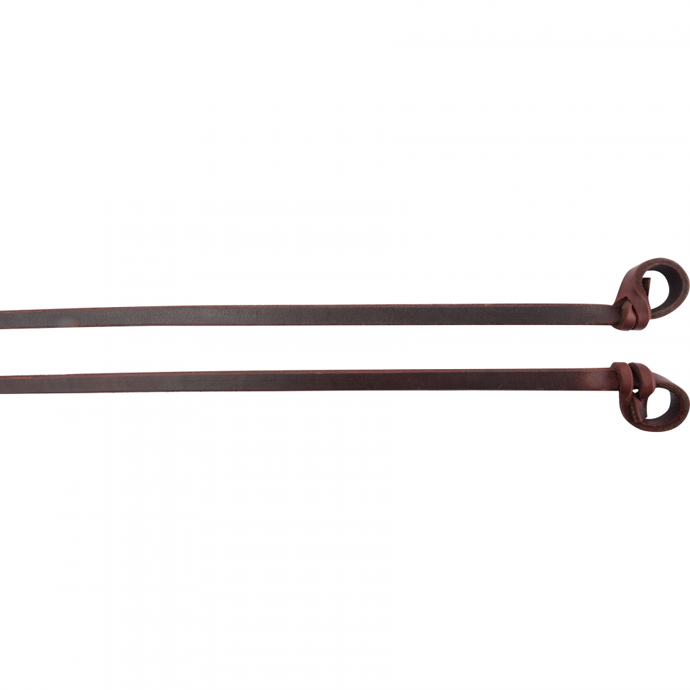 Latigo Split Reins 5/8""