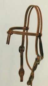 Quick Change Knotted Browband