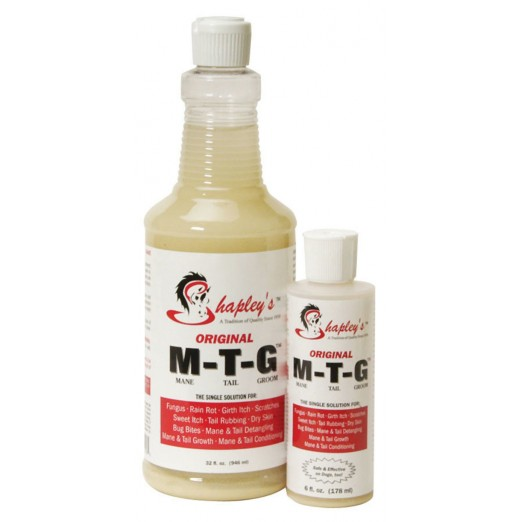Shapley's Original M-T-G Mane & Tail Conditioner 6oz