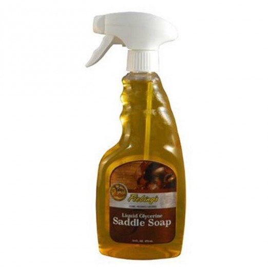Fiebings Saddle Soap Spray