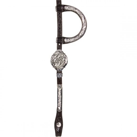 Billy Royal® Northampton Classic One Ear Headstall