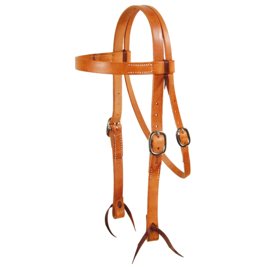 Trainer's Snaffle Headstall