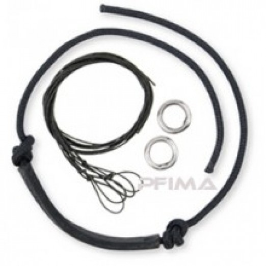 Leather Noseband Kit