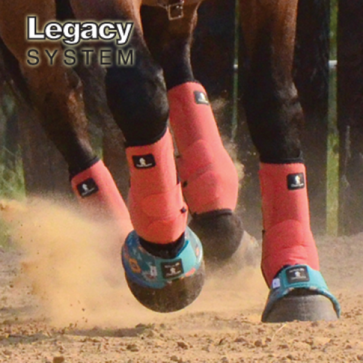 Classic Equine Legacy Boots Front