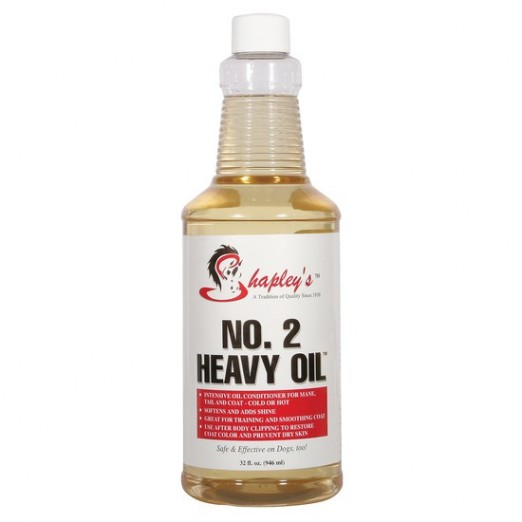 Shapley's Heavy Oil No. 2