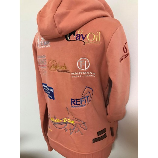 Riding Boutique Ladies Zip Hoodie