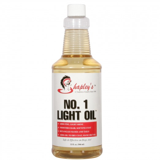 Shapley's Light Oil No. 1