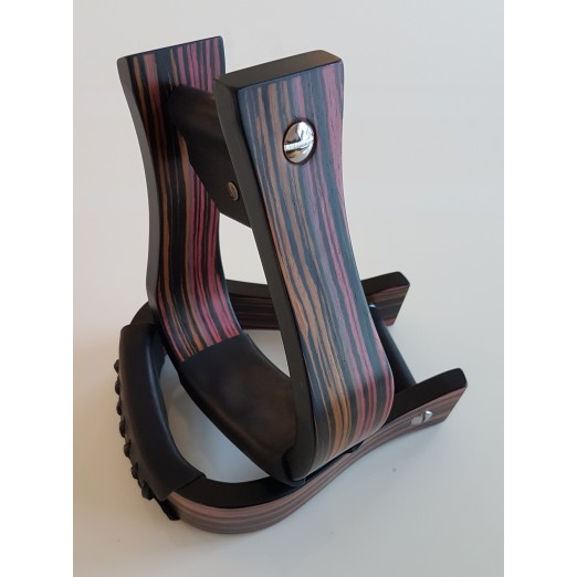 JK Stirrups Rainbow