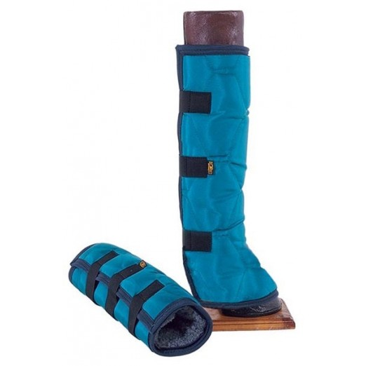 Big D Quilted Flared Shipping Boots