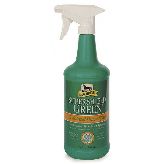 Absorbine SuperShield Green Fliegenspray